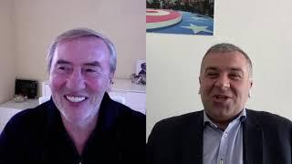 Атомная бомба в ЮТУБЕ! Интервью со звездой Грузинской политики, Давидом Бакрадзе