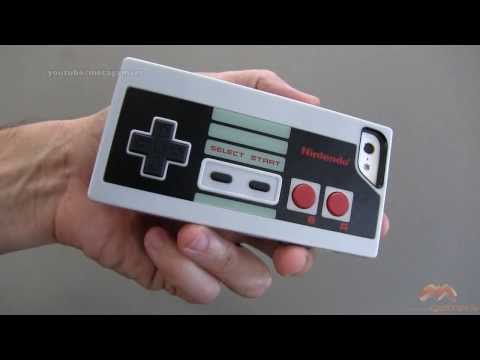 Nintendo (NES) iPhone 5 & 5S Case by PDP