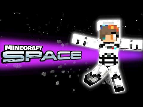 Mit den Jungs ins ALL!   Minecraft SPACE 🚀   #01   mit TJC, iOser & LarsLetsPlay