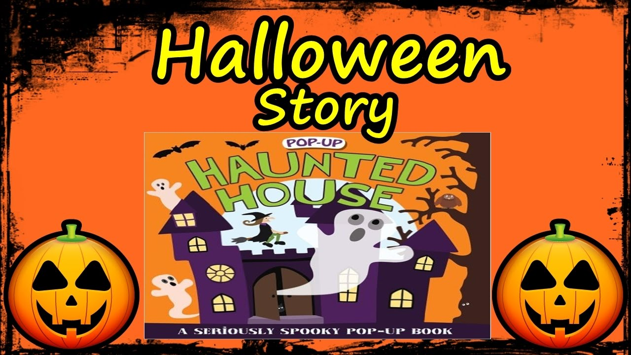 halloween story for kids read out loud story book