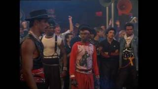 "Breakdance, Battle No.1 Featuring Chris ""The Glove"" Taylor & Ice-T  with Tibetan Jam"