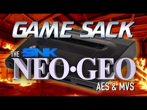 The SNK Neo Geo AES and MVS - Review - Game Sack