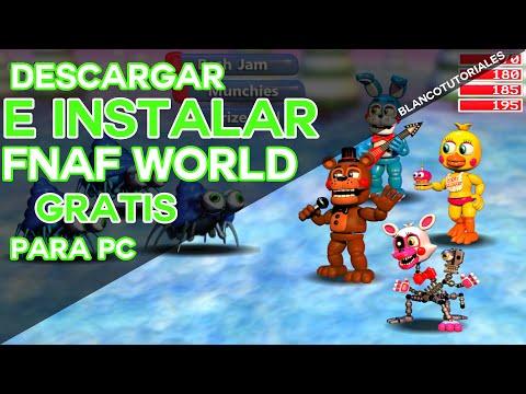 fnaf world update 2 hack apk