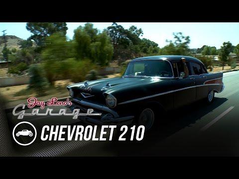 1957 Chevrolet 210 – Jay Leno's Garage