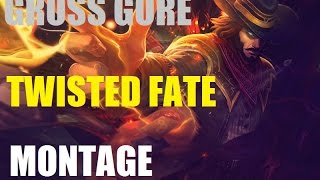 lol   best of gross gore   twisted fate montage   the tf god