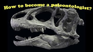 How to become a paleontologist? (part 1)