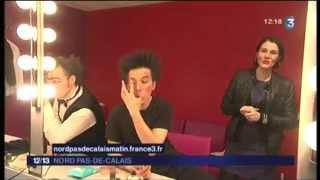 Dans les coulisses des Virtuoses - JT France 3