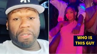 50 Cent Is Jealous Of His Girlfriend Went In Club Without Him And Had Fun With Some Guys