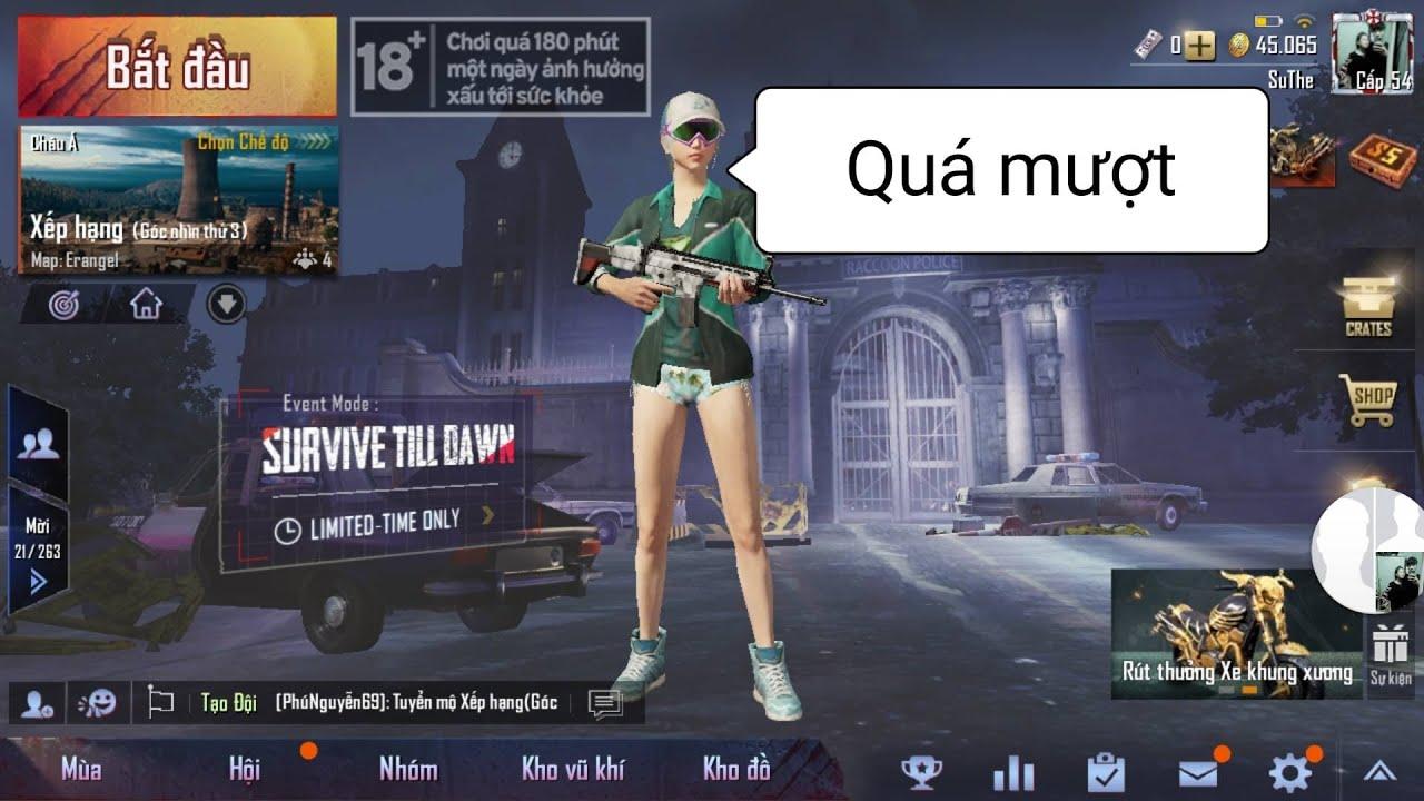 Pubg mobile| Cách sử dụng GFX Tool để  chơi game Pubg mượt!!!