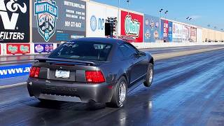 9 Second LS9 Swapped Mustang ARS Built