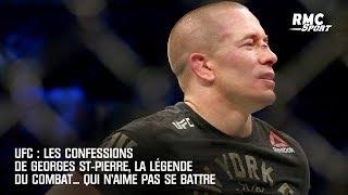 UFC : Les confessions de Georges St-Pierre, la légende du combat... qui n'aime pas se battre thumbnail
