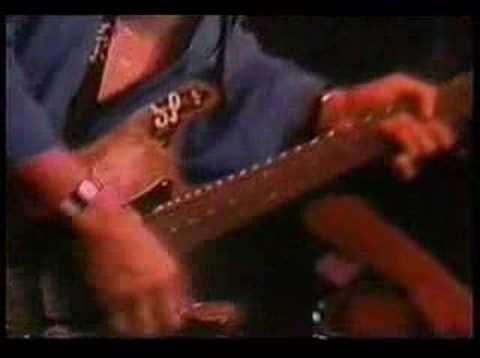 """Stevie Ray Vaughan """"Things That I Used To Do""""1984"""