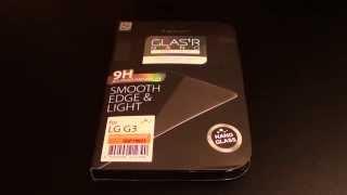 Spigen GLAS.tR Tempered Glass Screen Protector for LG G3