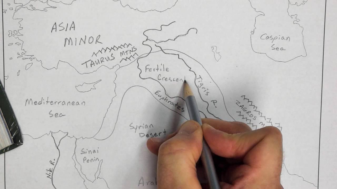Fertile Crescent Map on sargon of akkad, israel map, ethiopia map, the fertile cresent map, west bank map, mesopotamian map, arabian sea map, mediterranean sea map, egypt map, sumer map, arabian desert map, epic of gilgamesh, dead sea map, levant map, black sea map, persian gulf map, gaza strip map, cradle of civilization, arabian peninsula map, neolithic revolution, elburz mountains map, zagros mountains map, zagros mountains, sahara map, ancient mesopotamia map,