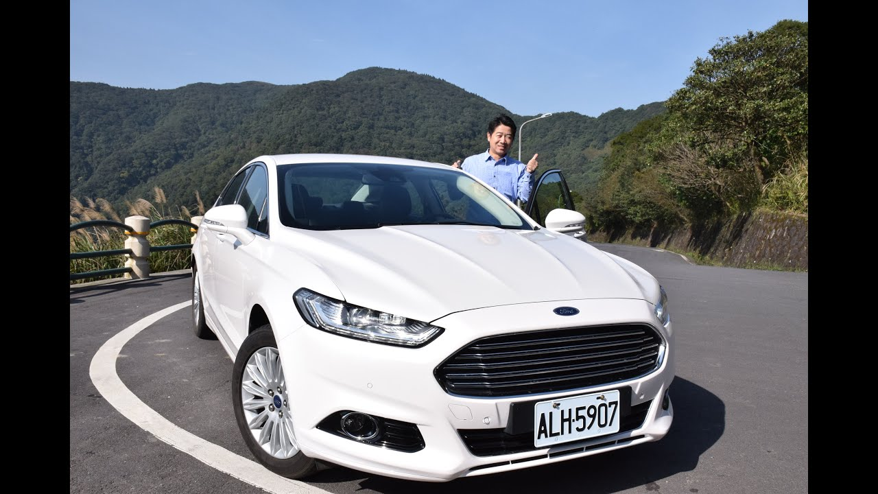 New Ford Explorer >> 福特Mondeo進口版本龐德怎麼看? - YouTube