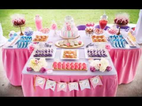 DIY Princess birthday party decorating ideas YouTube