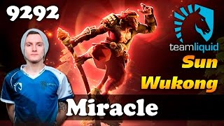 Miracle Monkey King  | 9292 MMR Dota 2