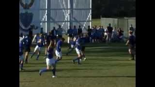 churchie 1st XV rugby video 2005