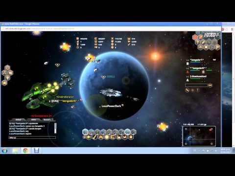yo y unos amigos jugando dark orbit estoy peke XD (Europa Global)e
