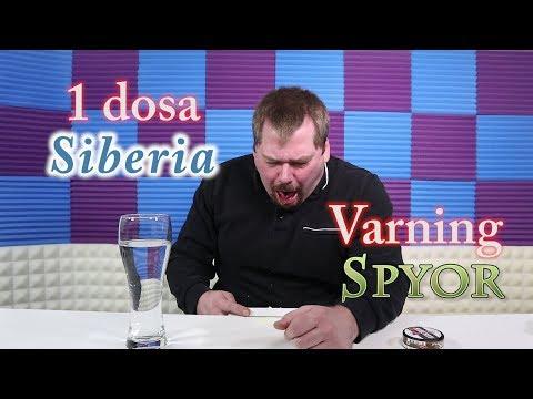 1 Dosa Siberia (Extrem Spy Varning)