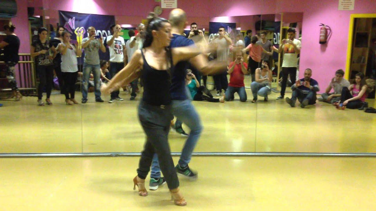 Salsa en línea - Sergio y Noelia