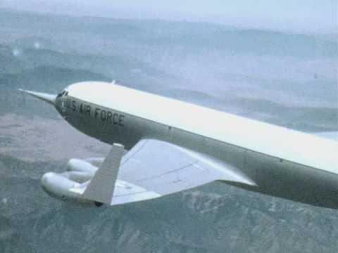 KC-135A Winglet Test Flight