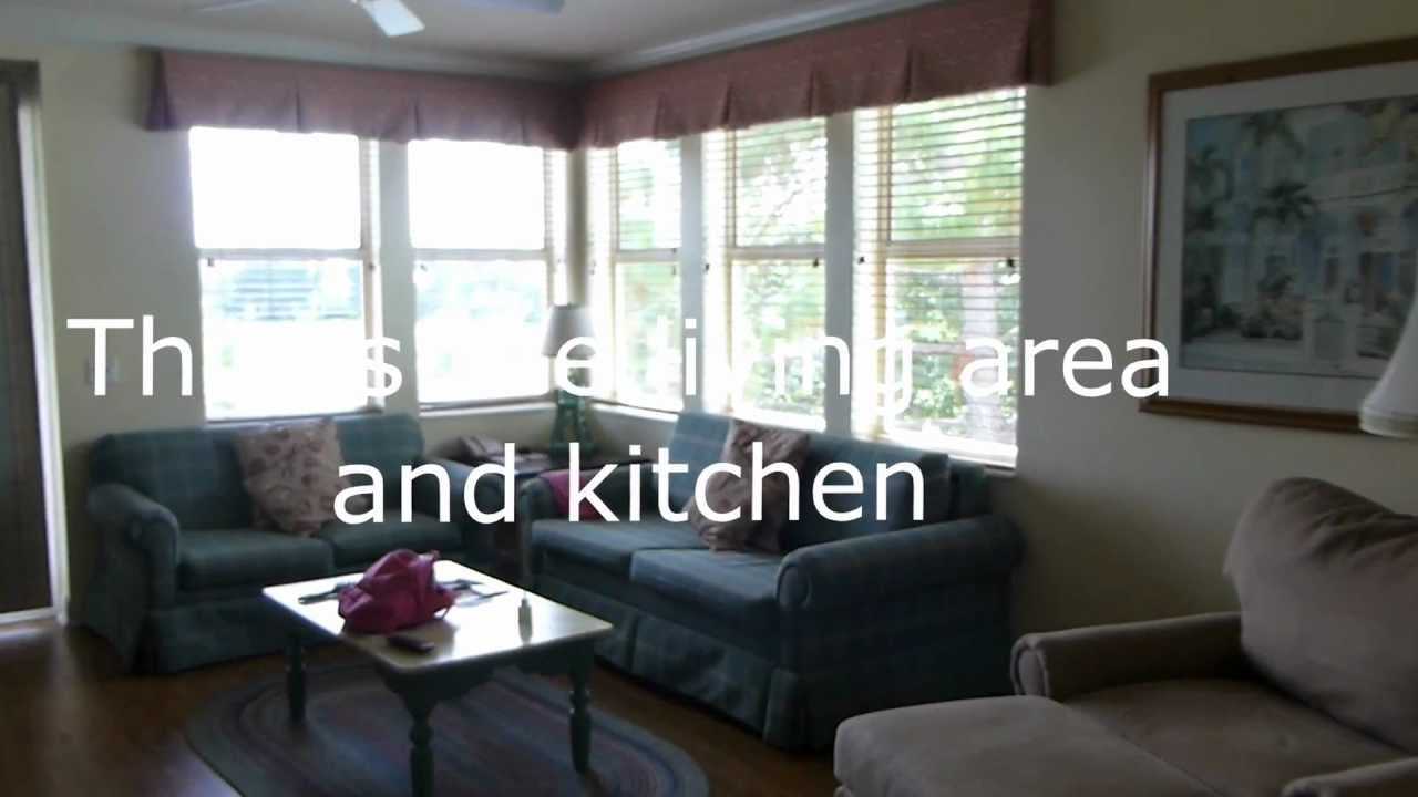 disney's old key west 2 bedroom villa - youtube