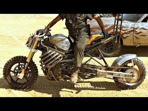 🐀 Мотоциклы - КРЫСЫ (RatBike) !Самые Страшные Байки 😱!