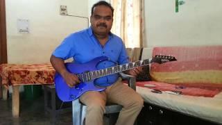 Aayega Maza Ab Barsaat Ka (Andaaz-2003)--Guitar Cover / Guitar Tbas, Guitar Instrumental