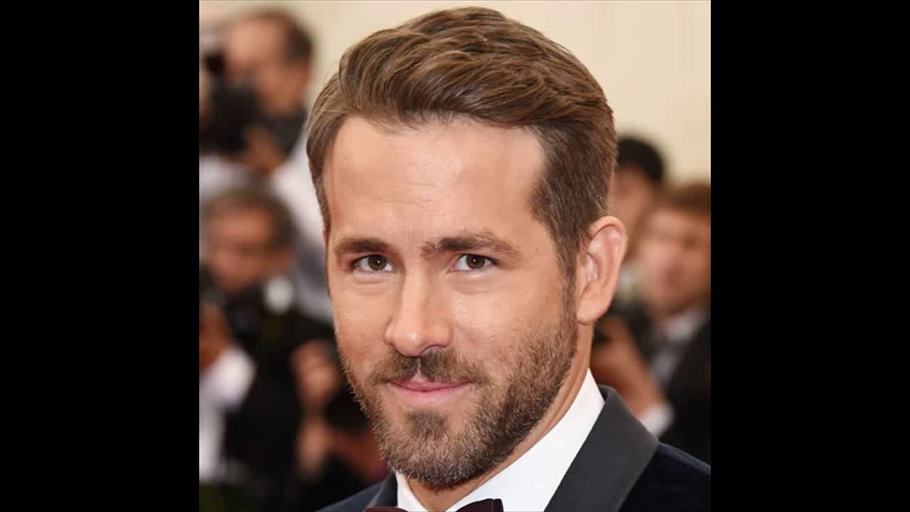 Ryan Reynolds Haircut Youtube