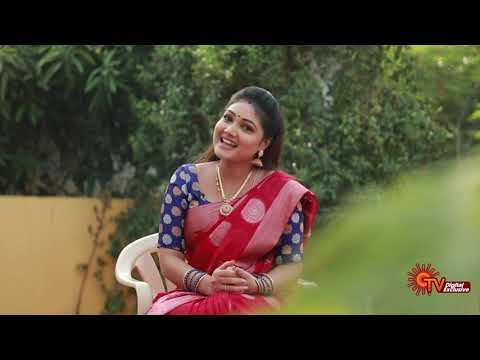ரோஜாவின் அம்மா வந்தாச்சு! | Roja Announcement - Promo | Sun TV Serial | Tamil Serial