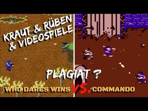 Who Dares Wins (C64)   | Kraut & Rüben & Videospiele