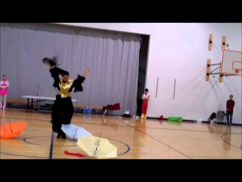 The Amazing Incredible Unbelieveable Chinese Acrobats!