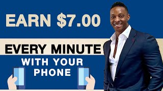 Earn $7.00 Every 1 Min With Your PHONE   Free Paypal Money   Make Money Online 2021