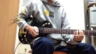 レキシ 姫君シェイクをギターで弾いてみました。