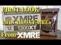 First Look: 2018 XMRE 1300XT Series MREs  ***Not A Review***