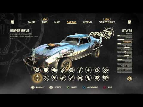 how to jump in mad max xbox one