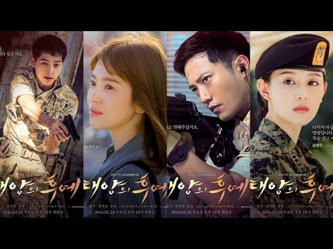 The Descendant Of The Sun Episode 1 Eng Sub
