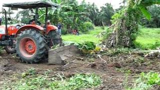Land Clearing For Farming Purpose