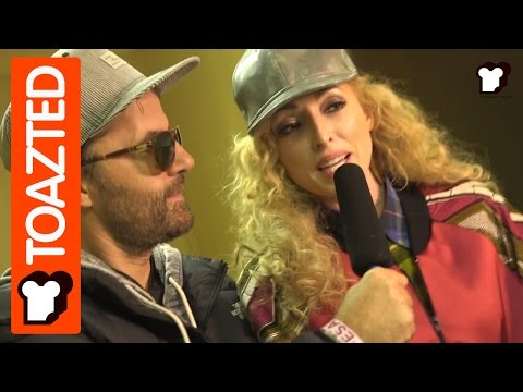 The Ting Tings on red carpets: it's Lady Gaga!!  | Toazted