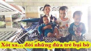 Tập 1 | Rơi nước mắt cảnh mẹ 22 tuổi dắt 3 con nhặt ve chai kiếm sống trên sông Sài Gòn - Guufood