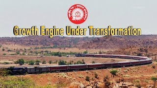 Indian Railways - #RailVikaske3Saal