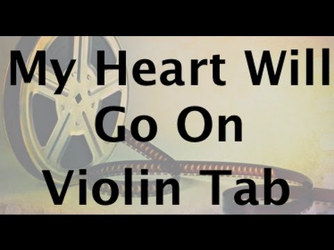 Learn My Heart Will Go On on Violin - How to Play Tutorial