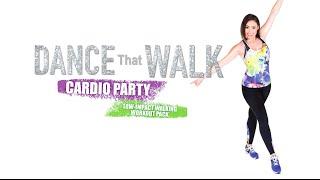 DANCE That WALK - CARDIO PARTY DVD (Trailer)