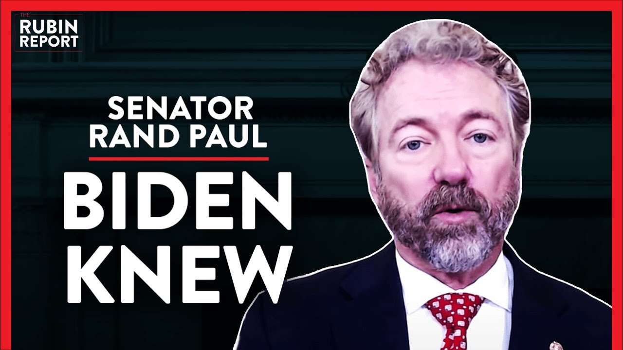 Exposing How Biden & Dems Abused FISA To Spy On Flynn (Pt. 1) | Rand Paul | POLITICS | Rubin Rep