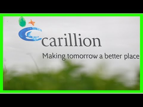 Carillion appeal to banks such as textile management