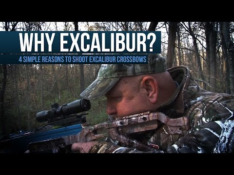 Why Excalibur?