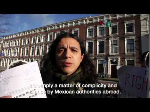 From Ayotzinapa to The Hague