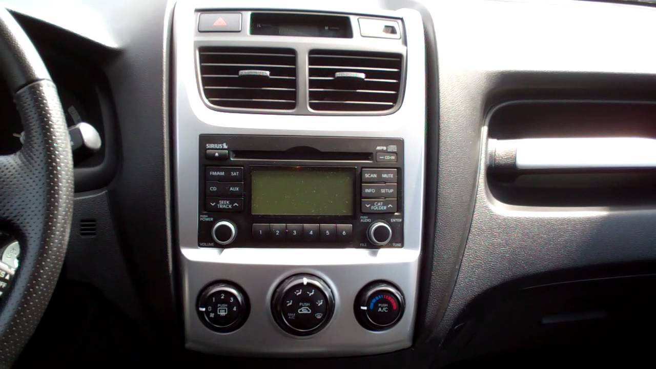 2007 Sportage Radio Wiring Bookmark About Diagram 2009 Kia Stereo 4wd Low Miles Dekalb Il Near St Charles Youtube Rh Com Harness Des Moines