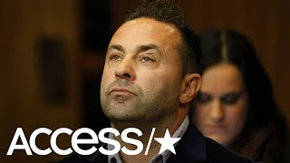 Joe Giudice Granted Approval To Stay In U.S. Amid Ongoing Deportation Battle | Access